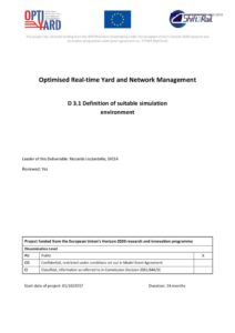 thumbnail of OptiYard Del31 Definition of suitable simulation environment