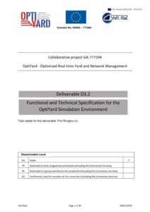 thumbnail of OptiYard Del32 Functional and Technical Specification for the OptiYard Simulation Environment